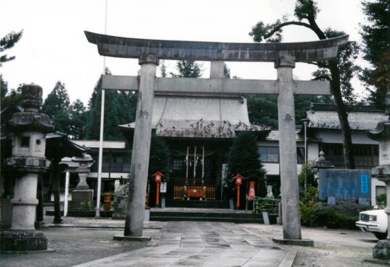 今市 報徳二宮神社
